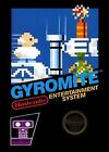 Gyromite Original Nintendo NES game 100% Authentic Tested clean