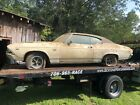 1969 Chevrolet Chevelle SS 1969 396 SS factory air numbers matching barn find