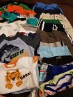 Boys Clothing 30 Lot. Size 4/4T. Shorts, shirts, summer clothes, active, formal