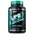 Nutrex Research Lipo-6 Black Hers Weight Loss Pills Extreme Potency 120 Capsules