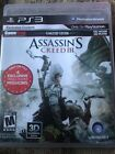 Assassin's Creed III - PlayStaion 3 - PS3 - Gamestop Edition