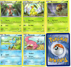 LOT OF 10  POKEMON  CARS  (122 SERIES) 2016