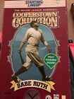starting lineup cooperstown fi collection babe ruth figure
