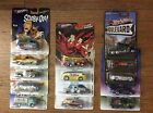 HOT WHEELS POP CULTURE  BOULEVARD SERIES 2012 2013 LOT OF 15