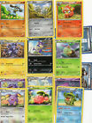 LOT OF 14  POKEMON CARS 135 SERIES  2012