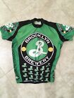 Brooklyn Brewery Cycling Jersey Mens S S Med Large