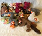 Ty Beanie Babies Lot of 13 1990's