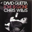 DAVID GUETTA Love Is Gone CD Europe Charisma 2 Track Fred Rister And Joachim
