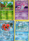 LOT OF 8  POKEMON  CARS 101 SERIES (2013)