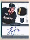 2013-14 Panini Dominion Hockey Rookie Patch Autograph Guide 63