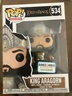 Funko pop lord of the rings king Aragon exclusive Lotr