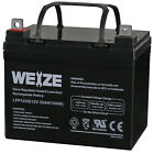 12V 35AH Wheelchair SLA Battery For 12 Volt 33AH Pride Mobility Jazzy Scooter