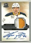 Ultimate Guide to 2011-12 Upper Deck The Cup Auto Rookie Patch Cards 54