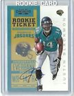 2012 Panini Contenders Football Rookie Ticket RPS Autographs Guide 40