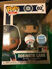 MLB Robinson Cano # 02 Seattle Mariners Vinyl Funko Pop Exclusive LE Variant