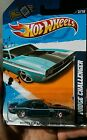 2012 hot wheels super treasure hunt 1971 dodge challenger