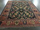 CONTEMPORARY ORIENTAL RUG  FROM PAKISTAN HAND KNOTTED PERSIAN MAHAL DESIGN