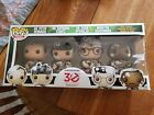 Ghostbuster 2014 Comic Con Exclusive 4pk Marshmallow funko pop *LOOK AT PICTURES