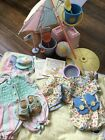 American Girl Doll Bitty Baby Accessories Beach Summer Fun 2 Outfits