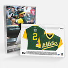2018 Topps Now MLB Players Weekend Baseball Cards - Jersey Relics 17