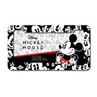 Disney Mickey Mouse Expressions Emotions Plastic License Plate frame Universal