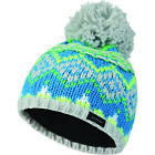Dare 2b Boys Badges Acrylic Knit Fleece Lined Beanie
