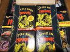 1986 TOPPS LITTLE SHOP OF HORRORS UNOPENED BOX MOVIE CARDS FROM MY CASE 36 PACKS