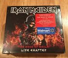 Iron Maiden - The Book Of Souls Live Chapter CD Box Set w/ Eddie Figurine