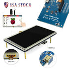 5 Inch HDMI Touch Screen TFT LCD Panel Module Shield 800X480 For Raspberry Pi US
