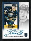 2013-14 Panini Contenders Hockey Rookie Ticket Autograph Variations Guide 105