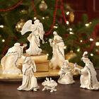Holiday 7 piece Mini Nativity Set by Lenox