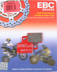 EBC BRAKE PADS FA351X MC GAS GAS