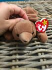 Original TY Beanie baby bear Cubbie 1993. Style 4010. New with tag.