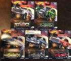 Drag Strip 5 Car Set  2018 Hot Wheels Drag Strip Car Culture F Case Set  HC10