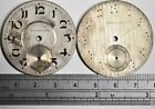 LOT OF VINTAGE HAMILTON POCKET WATCH DIALS FOR PARTS ART DECO STEAMPUNK 633