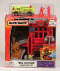 Matchbox Fire Station Adventure Set Die Cast Car Included Mattel Best Price