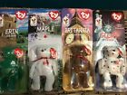 Ty Beanie babies Bears COLLECT ALL 4!RONALD McDonalds collection.New in packages