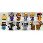 Fisher Price Little People Nativity Manger J2404 Replacement Figure Set