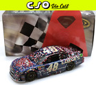 Jimmie Johnson 2016 Lowes Superman Fontana Race Win 1 24 Die Cast NEW IN STOCK