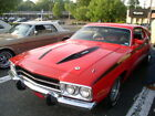 1973 Plymouth Road Runner 73 PLYMOUTH ROADRUNNER RARE REAL 400 CI 4 SPEED PS PB PW NO RESERVE