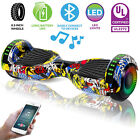 65 Off Road Hoverboard Electric Self Balancing Scooter LED Sidelights UL2272