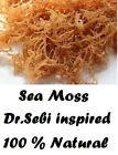 Whole Leaf Irish Moss Sea Moss 1 lb | Raw WildCrafted Superfood-16 Oz