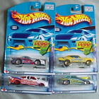 Hot Wheels 2002 Sweet Rides Series COMPLETE SET Mustang Cobra Chevy Pro Stock