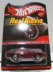 Hot Wheels 2012 RLC Real Riders 85 Camaro IROC Z 1988 4000