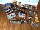 NASCAR Diecast LOT 2 of 18 Cars + More Still in Original Boxs Dale Earnhardt