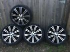 4 x Range Rover Wheels and Tyres 285 35 R22 106W XL 22 inch