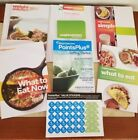New Weight Watchers Points Plus Welcome Packet Bundle includes Pocket Guide more