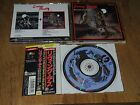 LIVING DEATH back to the weapons + protected from reality JAPAN CD TECP-25546