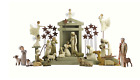 Hand Painted Sculpted Figurines Collectibles Figure Willow Tree Nativity Set New