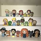 Funko Mystery Minis Disney Princess And Companions Near Complete Set 23 24